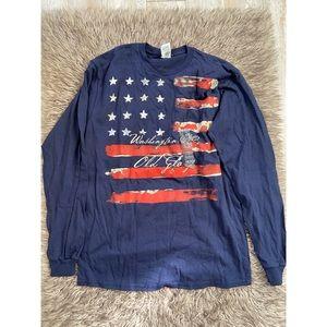 Long Sleeve American Shirt